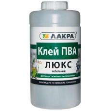 ЛАКРА Люкс Клей ПВА мебельный 2,3 кг