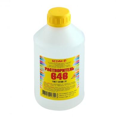 Растворитель 646 1л