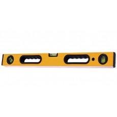 """Уровень коробчатый упрочненный 600мм """"T4P"""" (алюминиевый, 3 ампулы, 2 ручки) 2503206"""
