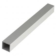 Алюминиевая  труба квадратная  10*10*1 (1 м)