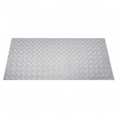 Лист алюминиевый АМг2 1,5*600*1200 рифленый