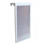 Экран для чугунного радиатора 4 секции 500