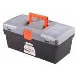 """Ящик для инструмента 420х220х180 мм (17""""),пластик 90704"""