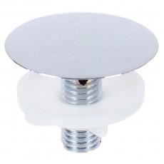 Заглушка для раковины хром (2814)