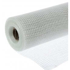 Сетка строительная малярная белая(2,5*2,5) 1х20м Fiberon