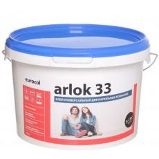 Форбо Клей 33 дисперсионный Arlok 4 кг