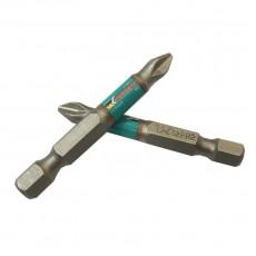 Бита Ritter WP PH 2x50 мм магнитная (сталь S2) 2 шт.