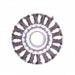 Щетка для УШМ 100 мм, плоская MATRIX 74630