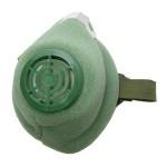 Респиратор У-2К профи зеленый RUS 12386