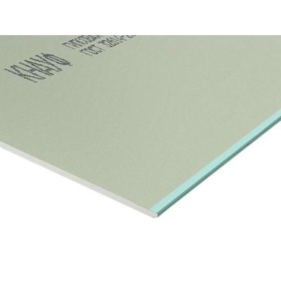 Гипсокартон KNAUF Влагостойкий 2500х1200х9,5мм