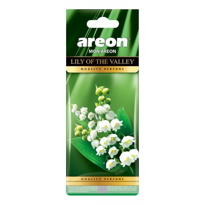 "Ароматизатор для автомобиля ""AREON"" MON Lily Of The Valley 704-043-333"