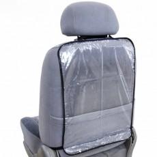 Накидка на спинку переднего сиденья ПВХ SKYWAY (Прозрачная) / S06101005