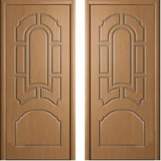 Дверь шпонированная Татьяна дуб ПГ-800