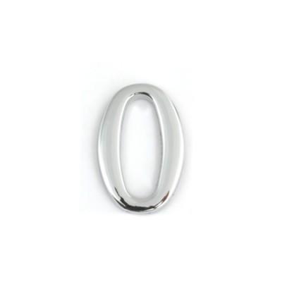 Цифра дверная Apecs DN-01-0-Z-CR