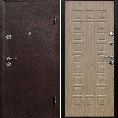 Дверь металлическая ЙОШКАР Карпатская ель 960х2050 правая