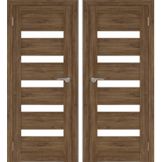 Дверь экошпон Бона 03 Дуб Стирлинг ПО-600