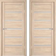 Дверное полотно экошпон Катрин 22 Модерн Капучино ПО-600