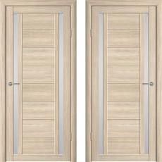 Дверное полотно экошпон Катрин 4 Стелла Капучино ПО-700
