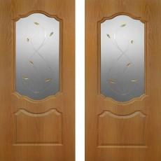 Дверное полотно Мечта Миланский орех ПО-700
