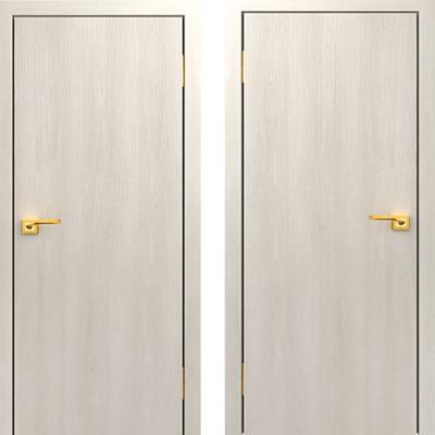 Дверное полотно С-01 Беленый дуб ПГ-800