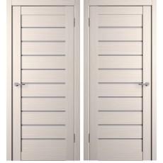 Дверь экошпон Анкона 9 ПО-900 кремовая лиственница