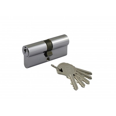 Цилиндровый механизм Нора-М Л-70 хром 35-35