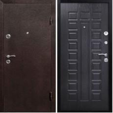 Дверь металлическая ЙОШКАР Эко Венге 860х2050 правая