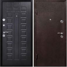 Дверь металлическая ЙОШКАР Эко Венге 860х2050 левая