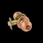 Ручка межкомнатная (старая медь/фиксатор) 3Ш-03 (старая медь/фиксатор) 3Ш-03-Э