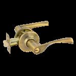 Ручка межкомнатная (старая бронза/ключ/фиксатор) 3В2-01 (3В2-01-Э старая бронза/ключ/фиксатор)