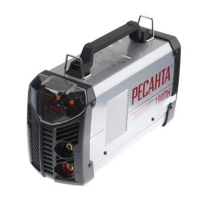 Сварочный инвертор Ресанта САИ-190ПН (190А)