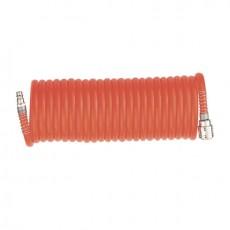 Шланг спиральный воздушный, с быстросъемными соединениями 57004 (10м)