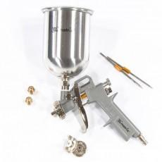 Краскораспылитель пневматический с верхним бачком V-1л MATRIX 57315