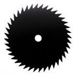 Диск (лезвие) GTD-40T (255 мм) для бензокос 71/2/16
