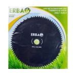 Нож металлический для триммера ERBA 80 зубов, 255*1,4*25.4мм