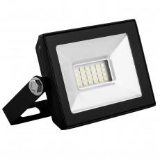 Прожектор светодиодный 10W 2835SMD 6400K IP65 черный, SFL90-10-Экономь