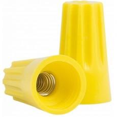 Соединительный изолирующий зажим СИЗ-4 10 мм2 желтый 10шт. упаковка 26619 8