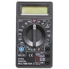 Мультиметр DT 832 61/10/512
