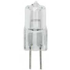 Лампа галогеновая капсульная  Акцент 12В 20W G4 прозрачная