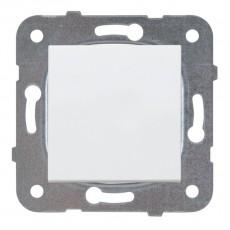 Выключатель 1-клавишный  белый (узел)WKTT00012WH-BY Panasonic