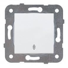Выключатель 1-кл проходной белый WKTT00032WH-BY Panasonic без рамки