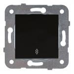 Выключатель 1-кл проходной черный WKTT00032DG-BY Panasonic без рамки