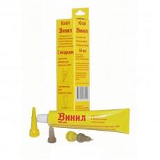 """Клей """"Винил"""" для склеивания встык напольных покрытий из ПВХ, 50 мл (18-20 м/п)"""