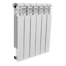 Радиатор алюминиевый ROMMER Profi 350 (AL350-80-80-080) 6 секций (RAL9016)