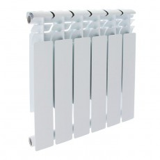 Радиатор алюминиевый литой Оазис 500/80/8 (1.04 кВт)