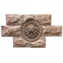 Каменное интерьерное панно