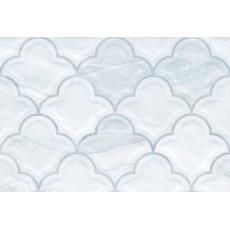 Плитка облицовочная 9AS0239 Ars голубая Орнамент 40*27