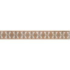 Бордюр БВ113071-1 DOLORIAN серый 7*60