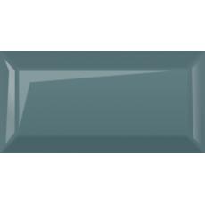 Плитка настенная Metrotiles Голубой 10х20
