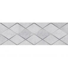 Декор Mizar Attimo тёмно-серый 17-05-07-1180-0 20*60 см